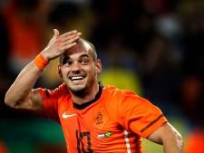 Toch afscheidsduel voor Sneijder met Oranje