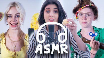 Ook Ketnet doet aan gekke geluidsvideo's om kinderen rustig te maken: de wereld van ASMR