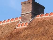 Staphorst verliest in rap tempo rieten daken