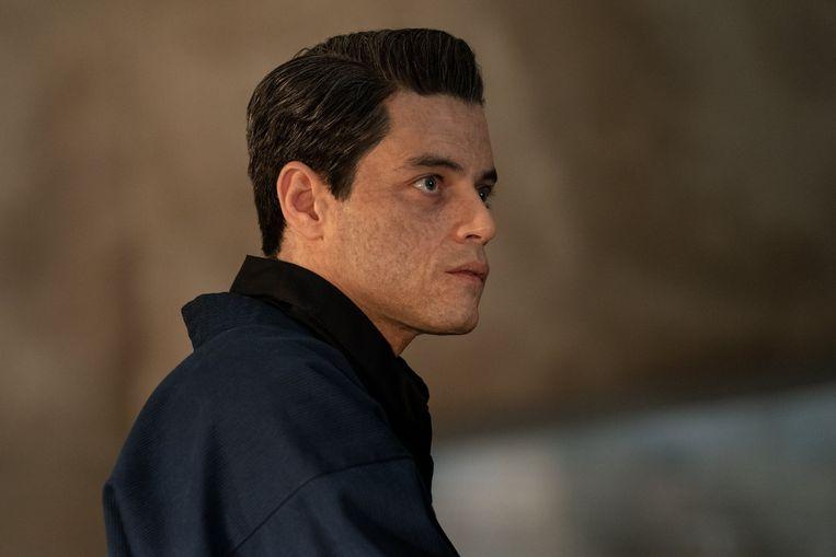 Rami Malek als slechterik Safin in 'No Time To Die'