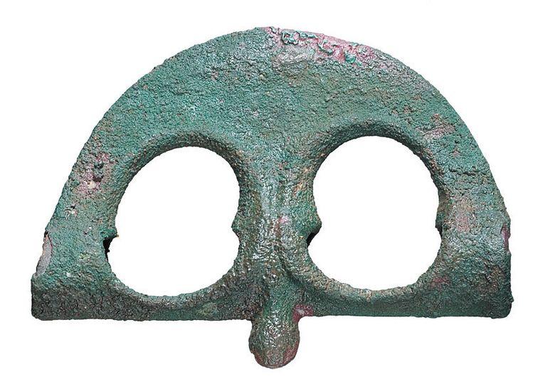 Gereedschap uit Syrië (7de eeuw v. Chr.) Beeld ICOM