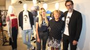 Dochter Frank Vandenbroucke stelt kledinglijn met ZEB voor