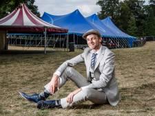 'Evangelist' Jan Terlouw Jr. speelt een thuiswedstrijd tijdens Deventer Stadsfestival