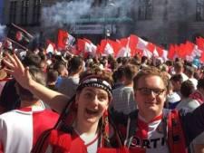 Vlaardinger Siebe maakt parodie voor Feyenoord-beul van De Graafschap