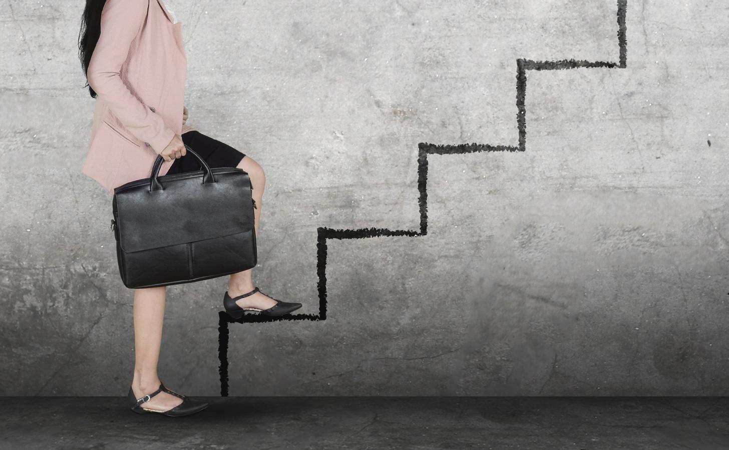Bedrijven in Zuidoost-Brabant scoren slecht als het gaat om vrouwen in de top.