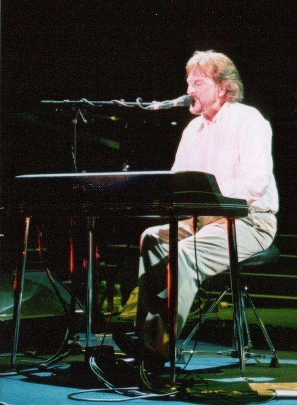 Rick Davies in 2002.