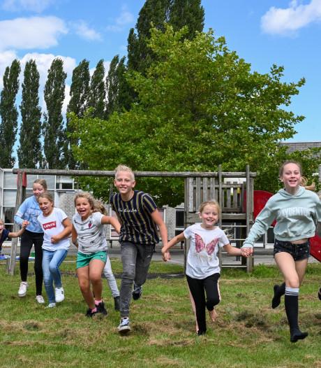 Nieuwe Omniumschool Zeewolde beleeft eerste schooldag