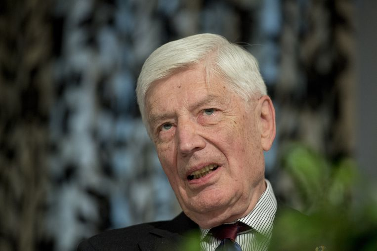 Oud-politicus Dries van Agt. Beeld anp