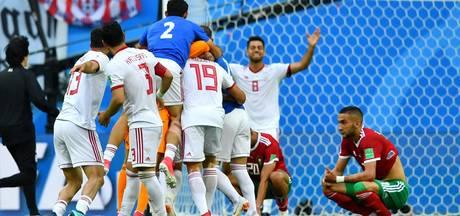 Tweede WK-dag: treurende Marokkanen, en Ronaldo-show als toetje