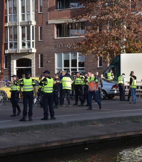 Vijf mensen aangehouden bij patsercontrole in Breda