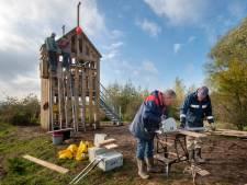 Eerste toren van de Mauritslinie uit Tachtigjarige oorlog keert terug aan de oevers van de Waal in Bemmel
