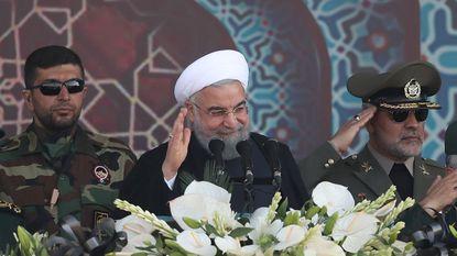 """Iran test """"met succes"""" nieuwe ballistische raket"""
