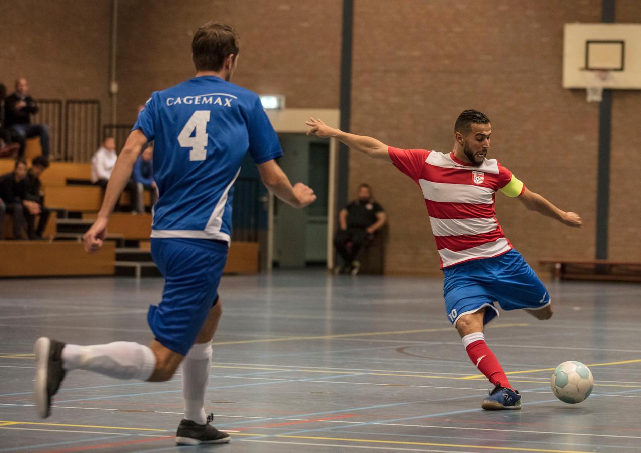 Zaalvoetbal ZVV Eindhoven