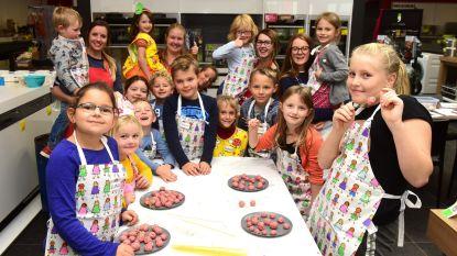 Kinderworkshop met als thema herfst en halloween