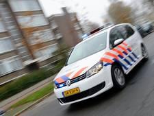 19-jarige automobilist zonder geldig rijbewijs rijdt in op agent