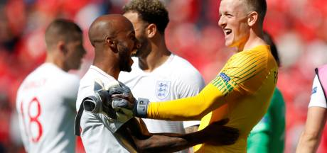 Engeland wint troostfinale tegen Zwitserland na strafschoppenserie