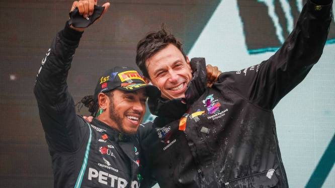 Toto Wolff blijft teambaas bij Mercedes, Hamilton staat dicht bij contractverlenging