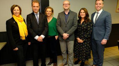 Vier N-VA'ers en twee liberalen in nieuw schepencollege