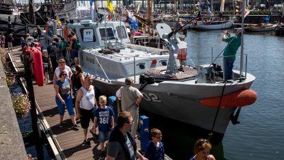 """20 jaar Oostende voor Anker. """"Het blijft een uniek maritiem festival"""""""