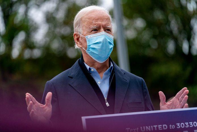 Joe Biden in Chester.
