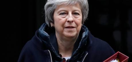 May op brexittop na vergadering EU-leiders