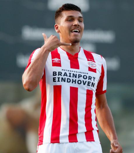PSV-talenten tonen zich in oefencampagne met A-selectie