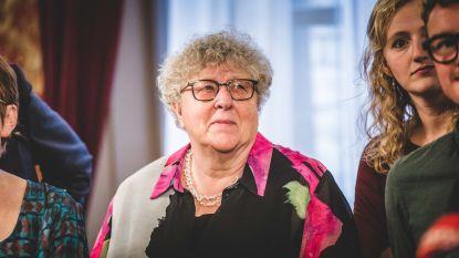 Lezing met Mieke Van Hecke