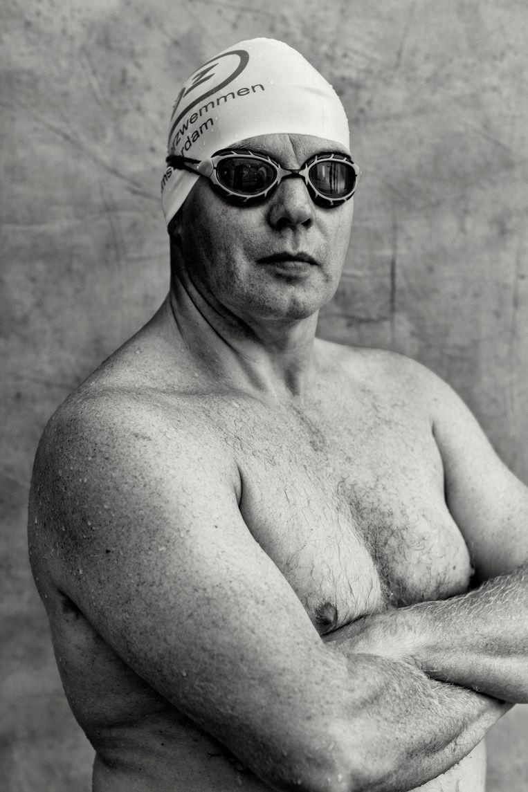 Mark Thies. Beeld Kees Rijken