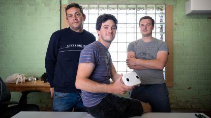 Ondernemers lanceren 3D-camera die aantal bezoekers op evenement telt