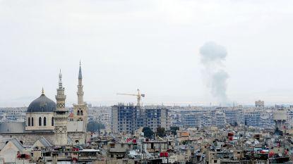 """Tijdelijk staakt-het-vuren in Oost-Ghouta houdt niet stand: """"Onmogelijk om hulpkonvooien te sturen"""""""