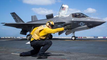 Leger VS houdt alle F-35's aan de grond na crash