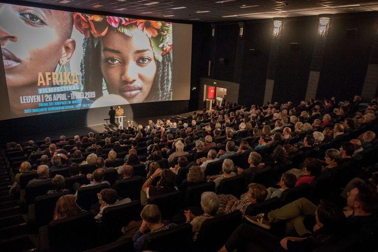 Leuvense cultuurprijzen gaan naar Afrika Filmfestival en Zoë Demoustier