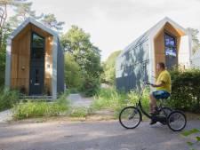 Plan voor kleine woningen op terrein van Landpark Assisië