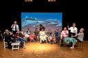 De Tweede Jeugd bracht in januari nog een toneelstuk op de planken.