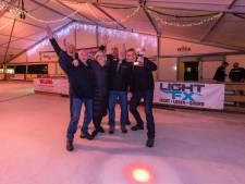 De Knippendales winnaar van Duivense curlingcompetitie: 'Altijd gezellig hier'