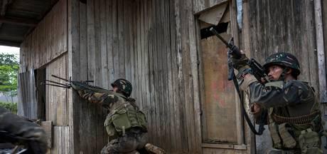 Buitenlandse terroristen bij gevechten Filipijnen