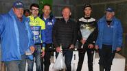 Etienne De Wilde eregast op LRC-cyclocross