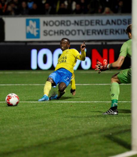Excelsior staat voor joker in Leeuwarden; grootste nederlaag dit seizoen