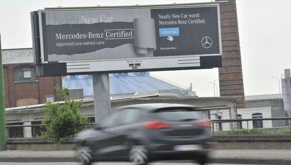 Zuiver commerciële reclame? Mag niet.