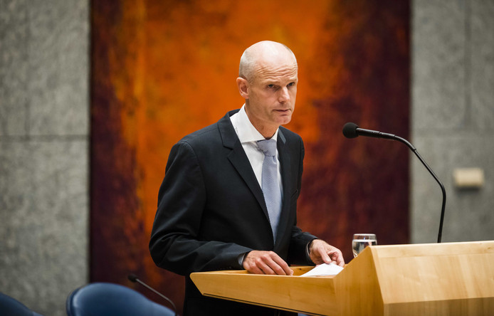 Minister Stef Blok (Buitenlandse Zaken)