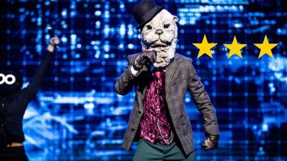 """RECENSIE. 'The Masked Singer': """"Wereldschokkend kan je het niet noemen, amusant wél"""""""