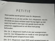Dorpelingen zetten petitie op voor dr. Mujanovic in Nieuw-Lekkerland