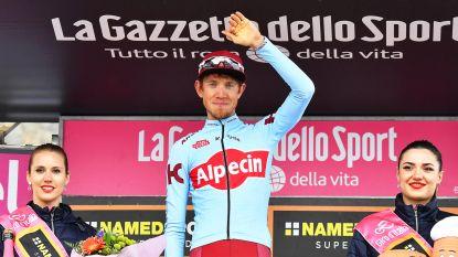 Gouden Giro: de winnaars van speeldag 11