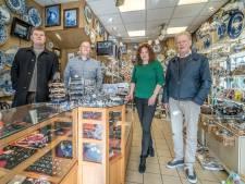 Wegblijven toeristen is een klap voor Delftse souvenirwinkels