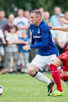 Alle ogen zijn in De Lutte gericht op Wayne Rooney