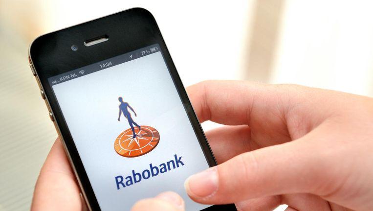 Internetbankieren bij Rabobank. Beeld anp