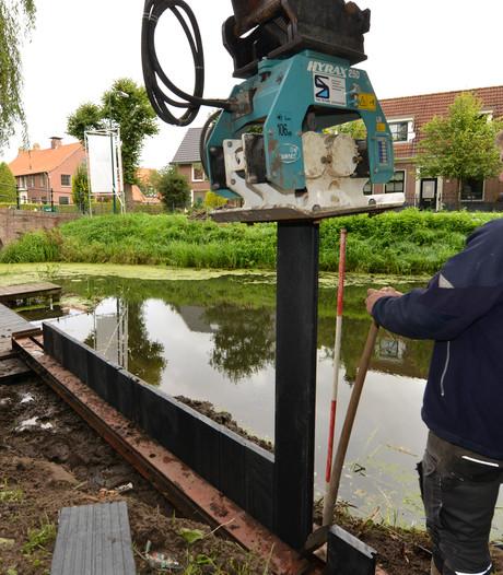 'Aanlegsteiger Schalkwijk had wel wat mooier gekund'