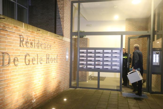 In een appartement aan de Mazairaclaan in Rosmalen werd vorige week een dode vrouw gevonden.