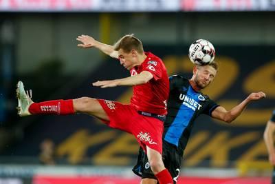 Club Brugge steviger aan kop na zege op Oostende