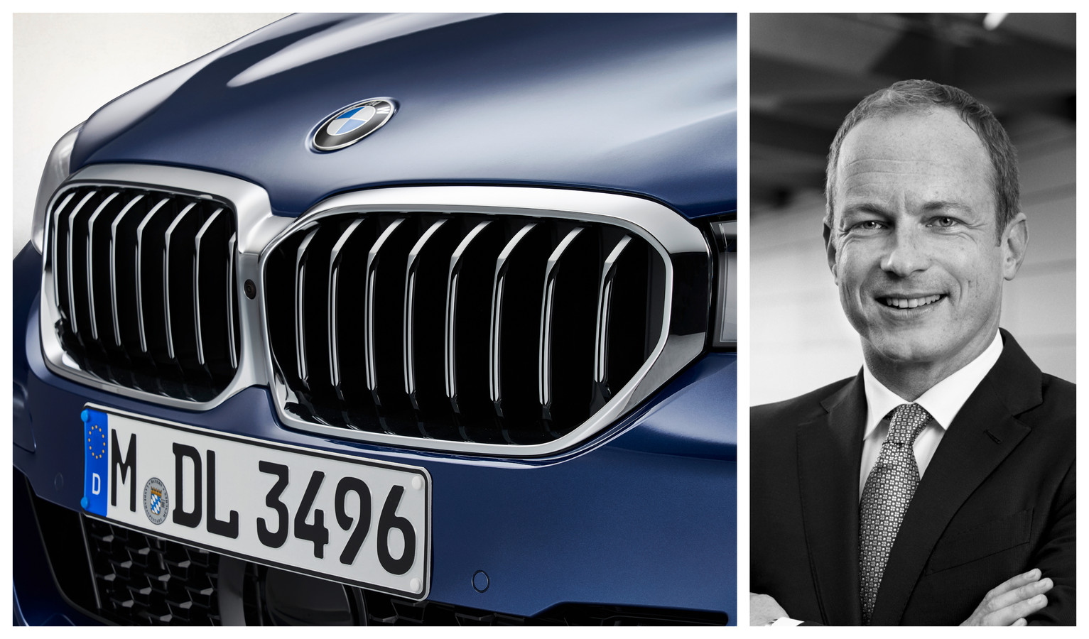 Dr. Peter Henrich, Senior Vice President Product Management bij BMW